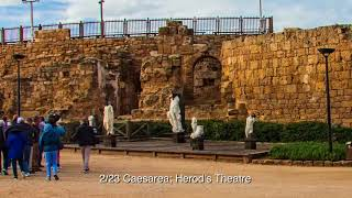 Holy Land Pilgrimage  video 2