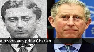 De nieuwsgierige klonen van de britse koninklijke familie