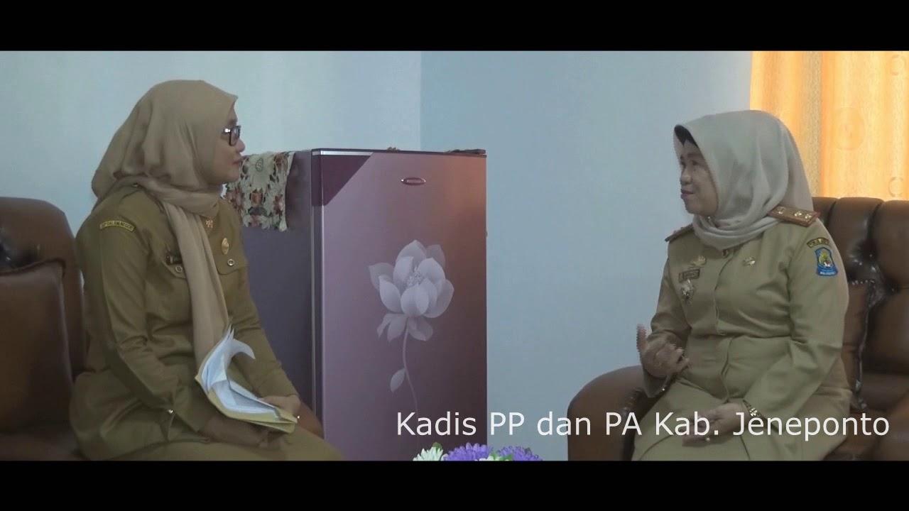Video Sosialisasi - Pencanangan GP3M di Kab. Jeneponto, Sulawesi Selatan