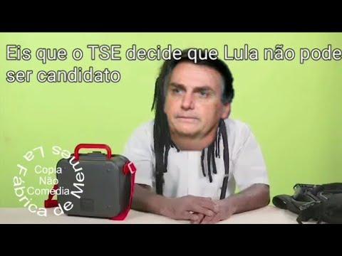 Melhores Memes Lula Não Pode Ser Candidato