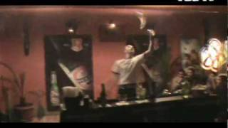Александър Симеонов - Финал - Flair Level - 4 място