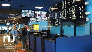 Legal sports betting in N.J.