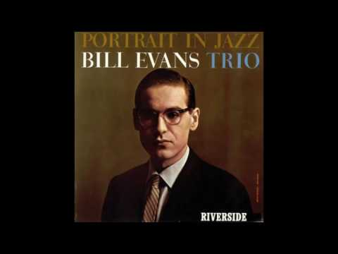 Bill Evans Portrait In Jazz (Complete Album)
