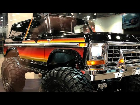 traxxas 1979 ford bronco body kit for trx 4 youtube. Black Bedroom Furniture Sets. Home Design Ideas