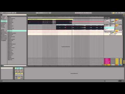 Making a DJ Mix in Ableton Pt.2