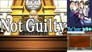 Phoenix Wright T&T Case 5, Part 35: I