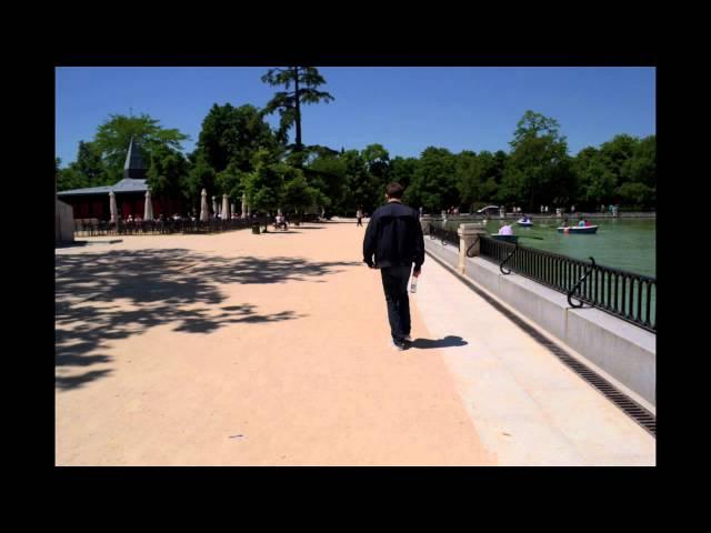 Stop Motion: Buen Retiro Park, Madrid