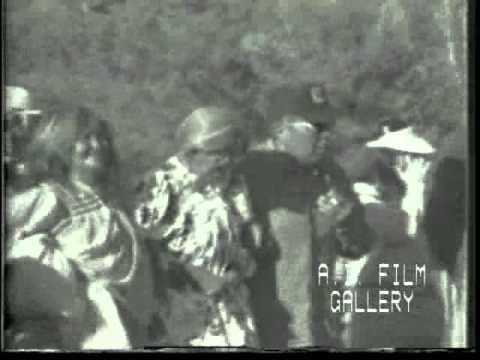 Sun Dance ceremony, Apache, White Mountain