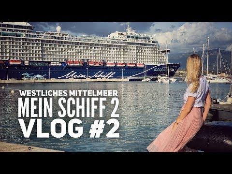 Mittelmeer mit Ibiza - Mein Schiff 2 Vlog #2: Korsika auf eigene Faust
