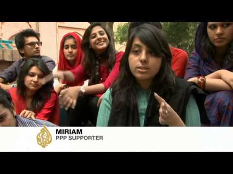 Young voters could sway Pakistan elections
