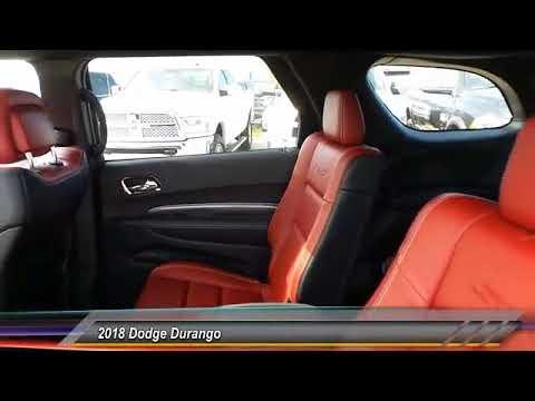 Download 2018 Dodge Durango Odessa TX JC210042