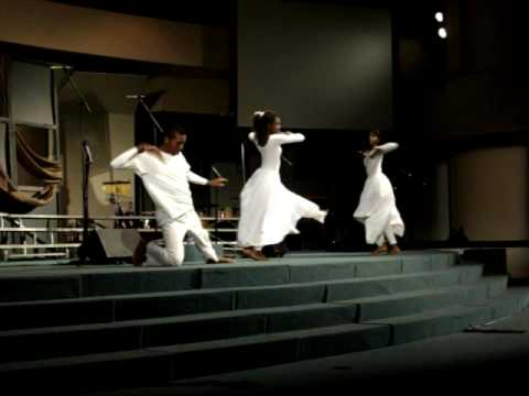 Bless The Lord (Son of Man) -Praise Dance