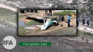 Tin nóng 24H | Máy bay quân sự Việt Nam lại rơi
