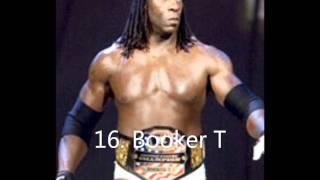 WWE TOP 30 THEME SONGS