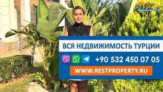 Недвижимость в Турции. Купить квартиру недорого в Кестеле Аланья, Турция 2018    RestProperty