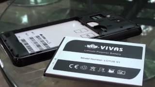 Điện thoại thương hiệu Việt Nam- Vivas Lotus S1- VNPT
