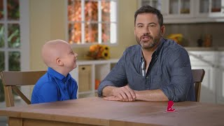 Join Jimmy Kimmel in supporting St. Jude this holiday season thumbnail
