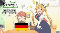 Miss Kobayashi's Dragon Maid - Folge 1 (Deutsch)