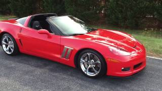 More Pics : 2010 Chevrolet Corvette Grand Sport Videos