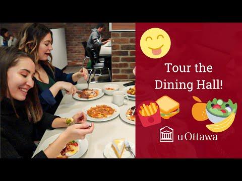 Food On Campus | UOttawa