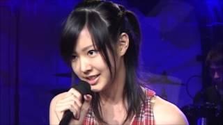 歌手活動をしていた2005年のライブ映像 岩田さゆり:1990年生まれ 女優...