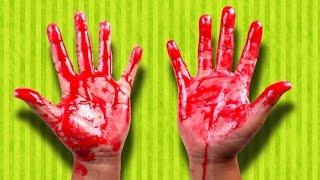 Bu videoda değişik ülkelerde kanla yapılan yemekleri derledik. İzle...