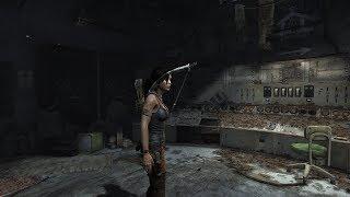 Прохождение Tomb Raider #3 Добираемся до вышки и пульта управления