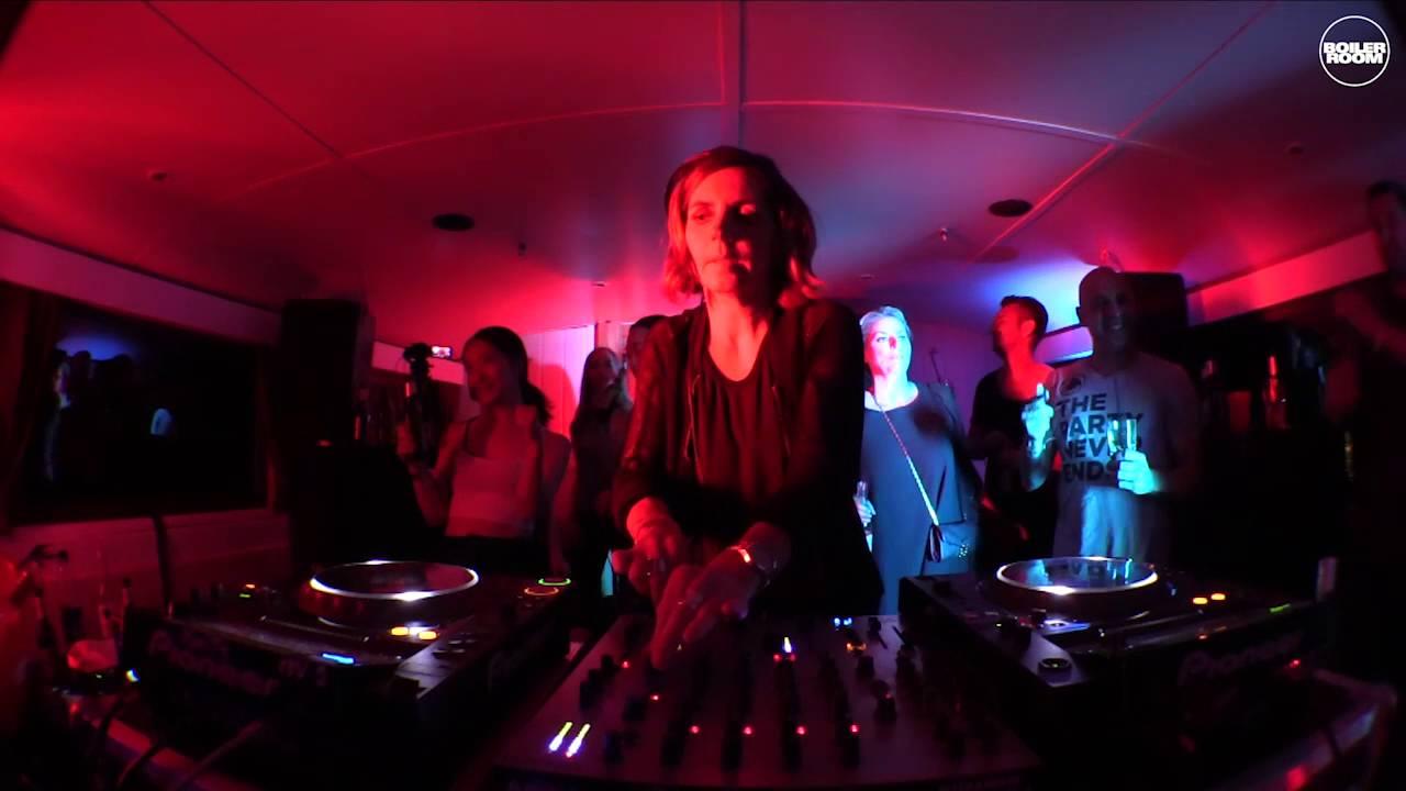 Anja Schneider - BOILER ROOM
