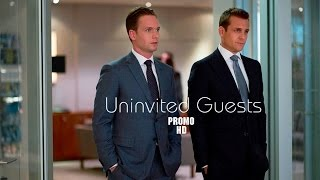 Suits Season 5 Episode 9  Uninvited Guests