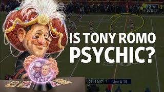 How Accurate Are Super Bowl Announcer Tony Romo's Calls?