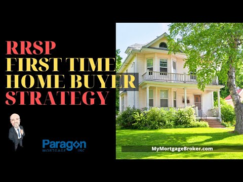 RRSP First Time Home Buyer Strategy | Increase Your Down Payment By $9,000!