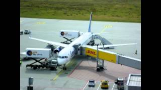 Leipzig/Halle Flughafen Spotting