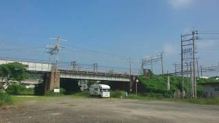 415系0番台(4B)5129M 東大和町付近通過