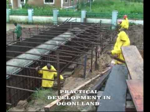 Wike's  practical Development of Ogoni land