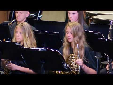 Ancient Voices Michael Sweeney Hope PR School School Junior High Band