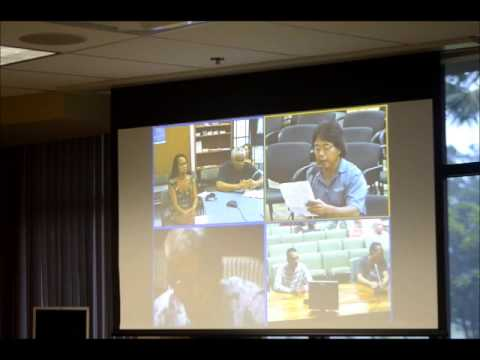 Ken Ogawa - GMO Testimony