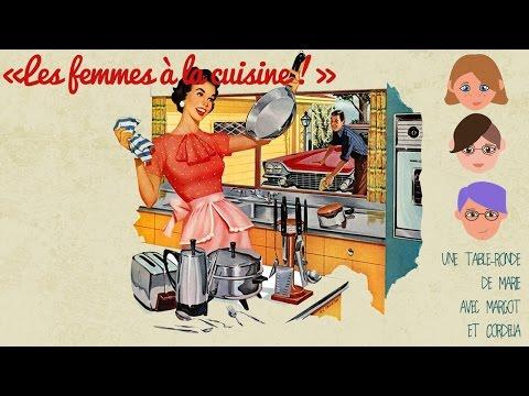 """""""Les femmes à la cuisine !"""""""
