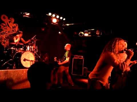 Boy Hits Car- I'm a cloud@The Machine Shop(Embrace the Fire tour 2012)
