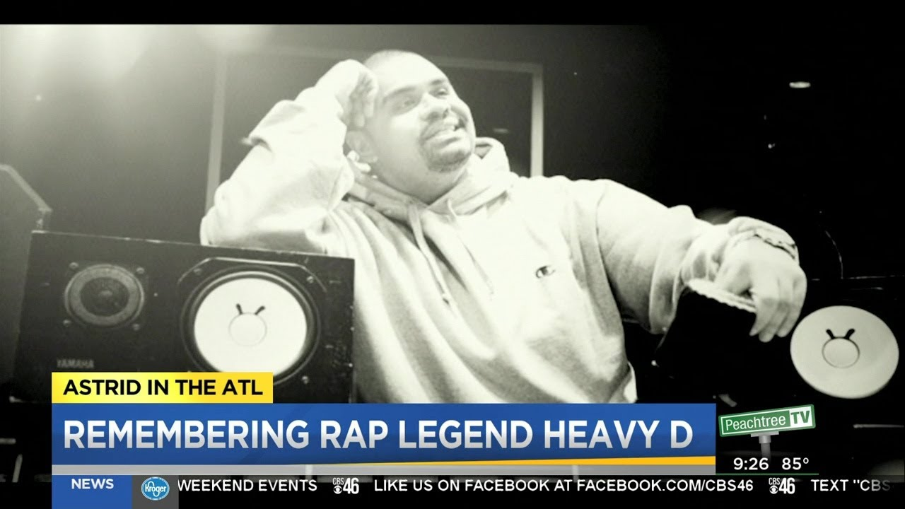 Remembering rap legend Heavy D