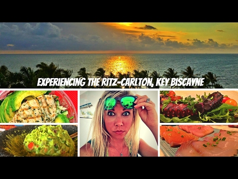 Experiencing The Ritz Carlton, Key Biscayne, Miami, Florida