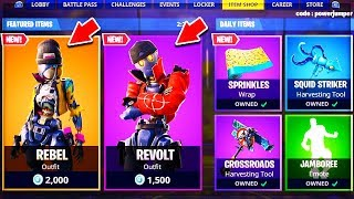 "🔴 NEW SKIN ""ROBO"" in the BOUTIQUE of FEBRUARY 19 on Fortnite!"