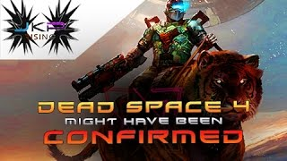 Repeat youtube video Dead Space 4 MIGHT have been CONFIRMED (Check out Article!)