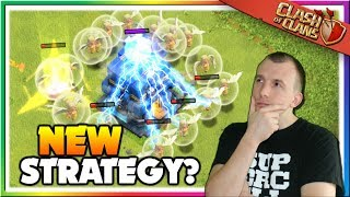 NEW x15 Healer STRATEGY! Let's use it in Legends League | Clash of Clans
