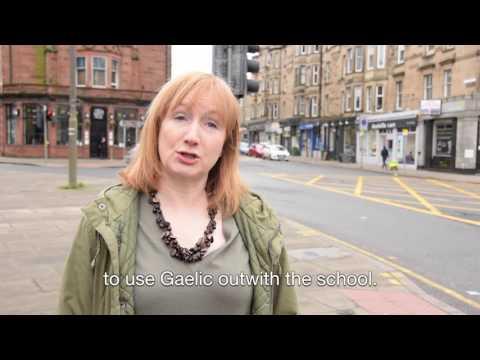 Anna NicPhàil air Seachdain na Gàidhlig | Anne MacPhail on the Edinburgh Gaelic Festival