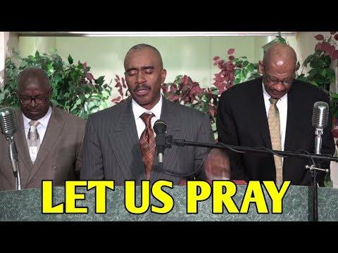 Gino Jennings -LET US PRAY!