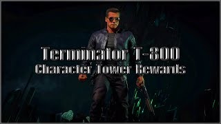 MK11 - Terminator T-800 Complete Characters Tower Rewards!