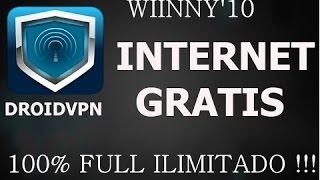 CONFIGURAR DROID VPN PARA INTERNET GRATIS TCP