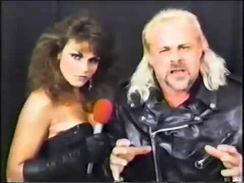 Woman & Kevin Sullivan NWA Pro 141089