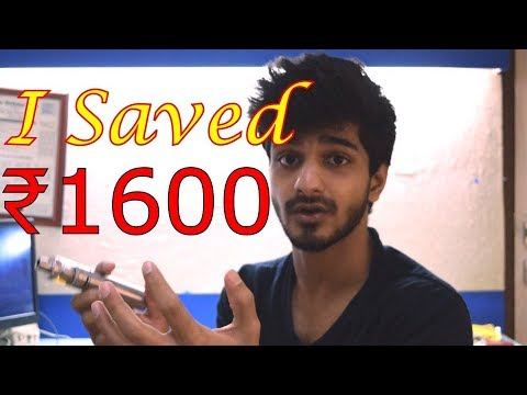 How to Clean Atomizer Coils and Save Money Vaping💨   Vape Hack!   RTA hack!