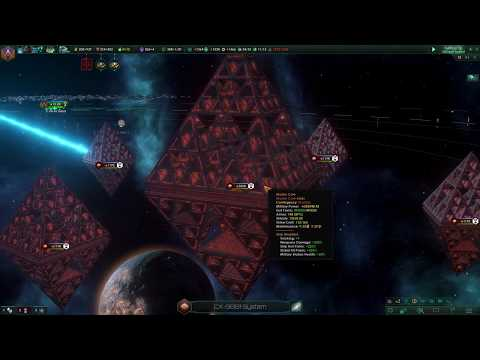 Stellaris: Destroying the Contingency